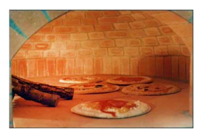 Forni per interno - Forno da incasso per pizza ...